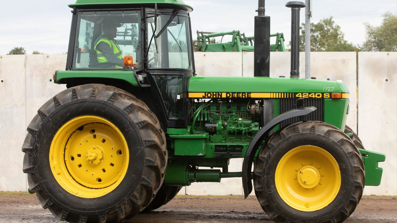Auction report: Did punters 'fear the Deere' at this monster sale?