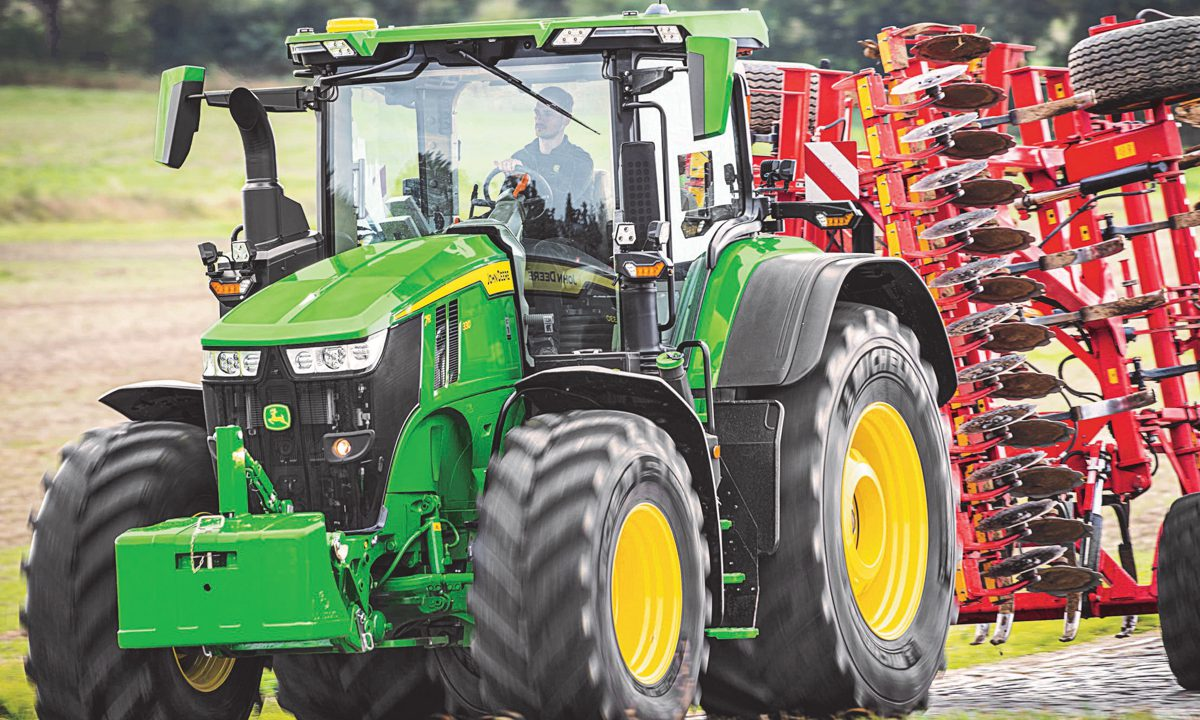 Official: New-generation John Deere 7R Series is on the way