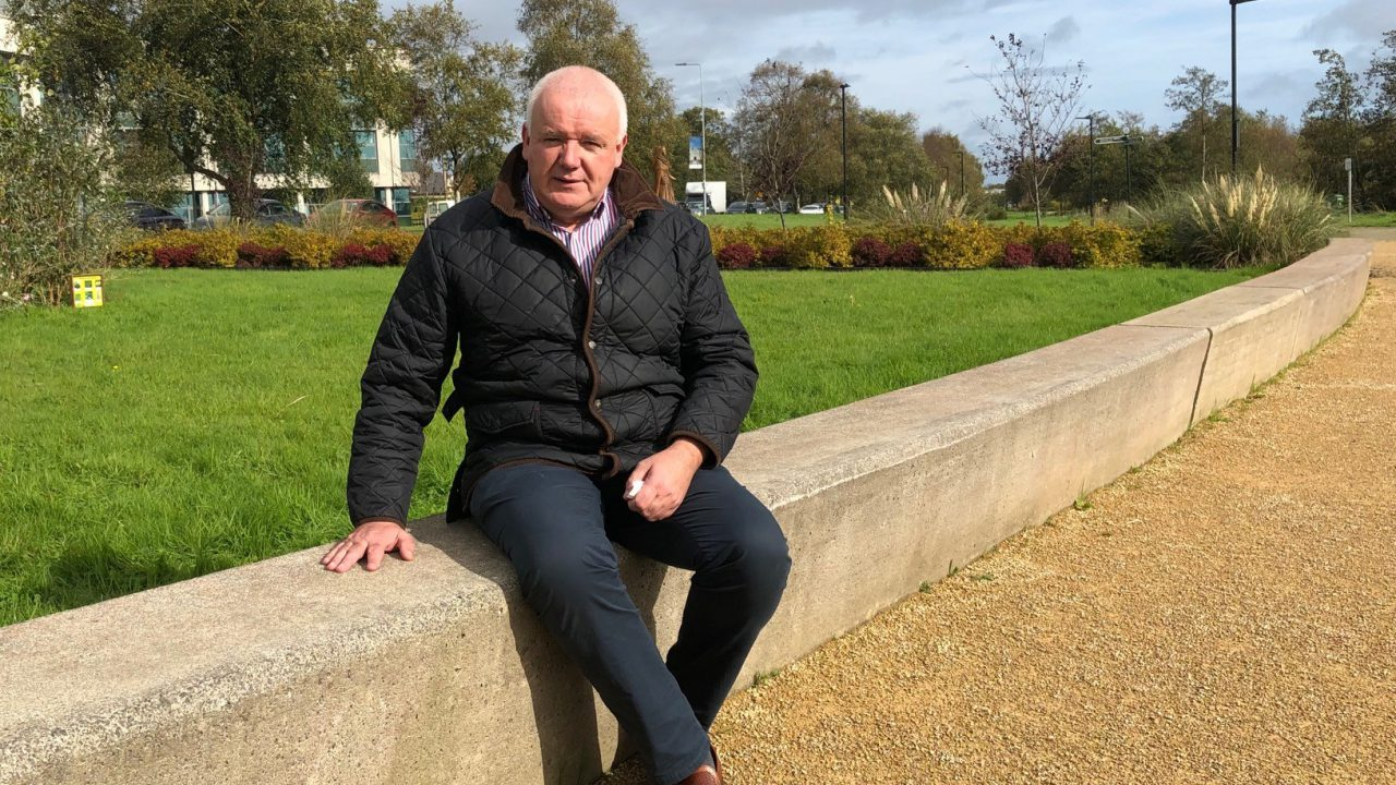Farmer thought 'life is over for me' after sustaining serious injury in farm accident