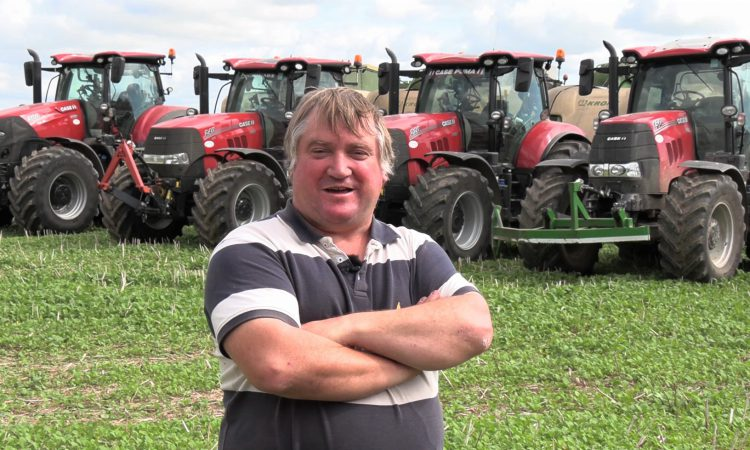 Video: Running 3 big square balers and a chaser…from Tipperary to Wexford