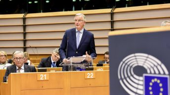 UK proposals 'not something we can accept' – Barnier