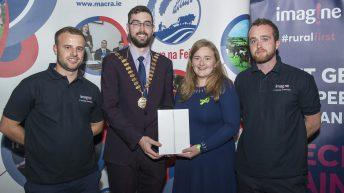 Macra's Best New Member award goes to North Kilkenny