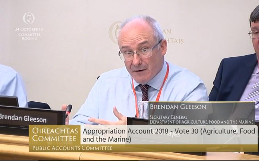 Early Retirement Scheme had 'limited effectiveness' – Gleeson