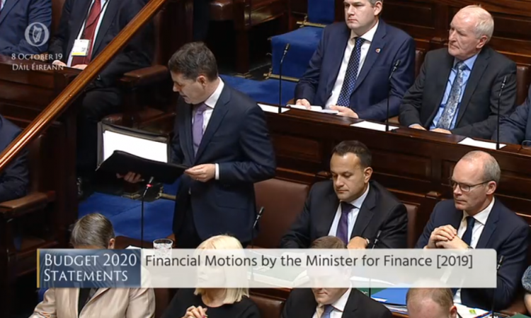 Budget 2020: Farm Restructuring Relief extended to 2022