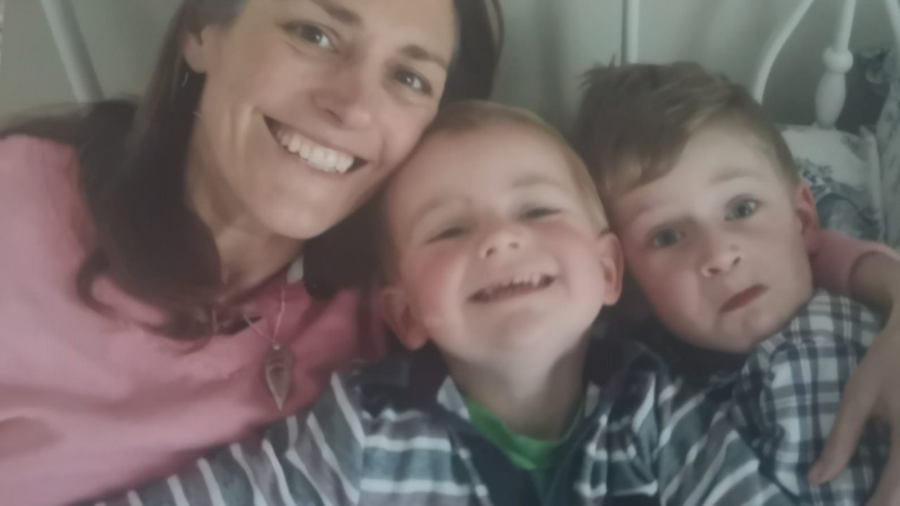How a 'split second' can change farm and family life forever…