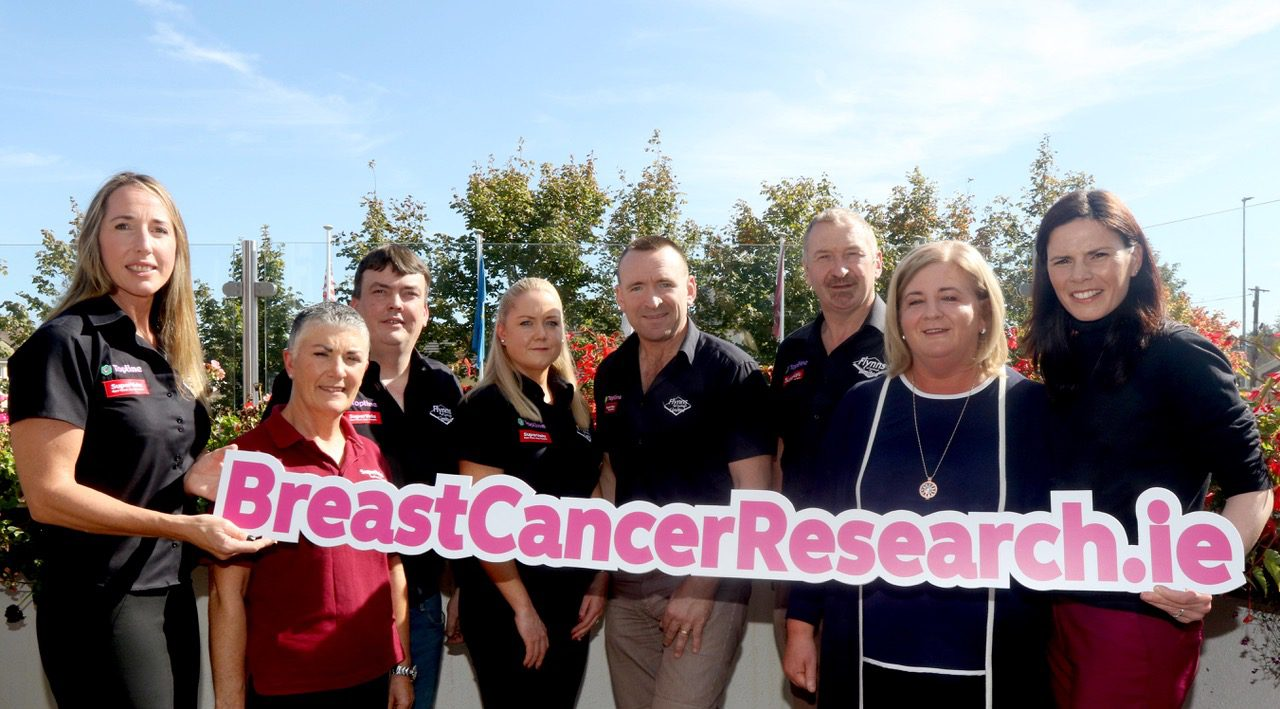 Tractor run in aid of breast cancer research set for next weekend