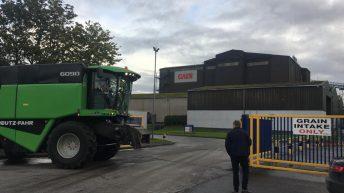Glanbia responds to IFA grain protest