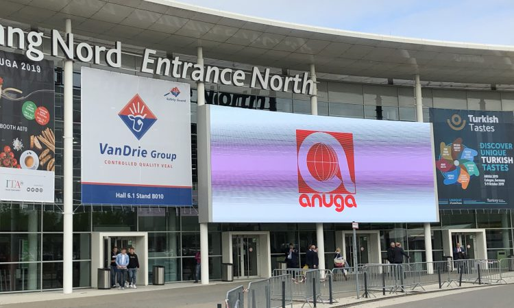 2 meat processors set out their own stalls at Anuga 2019
