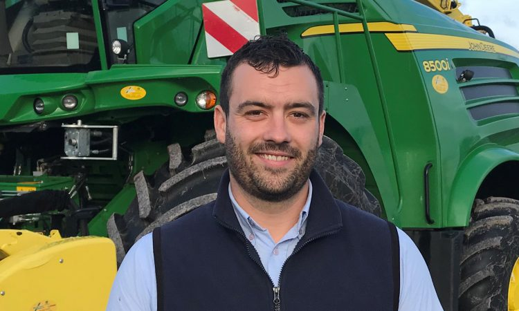 New face joins the team at Meath Farm Machinery