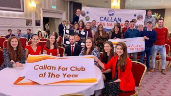 Kilkenny club wins top Macra accolade at national conference