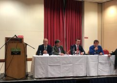 IFA deputy presidential candidates pitch plans to crowd in Limerick