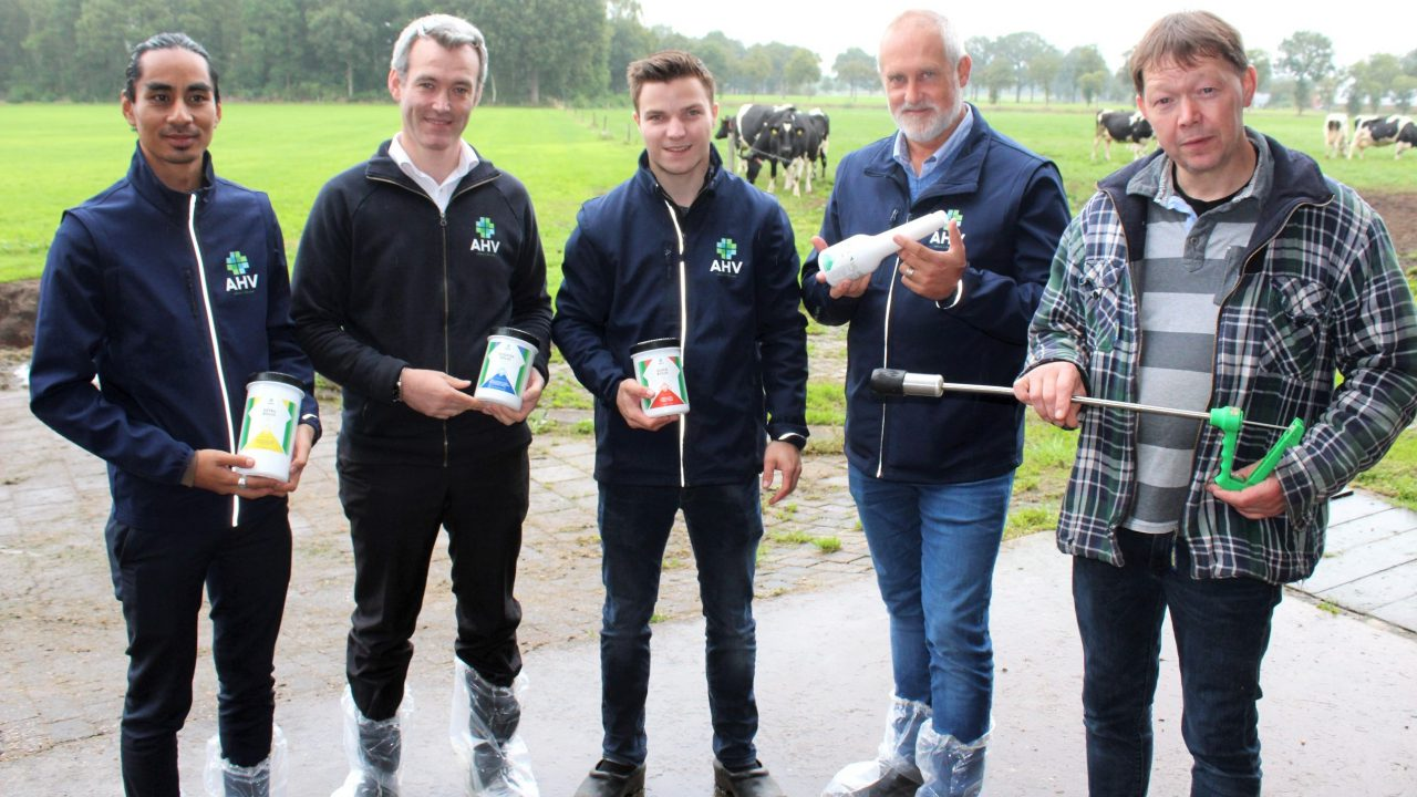 New science to combat mastitis and other infectious diseases in dairy cattle