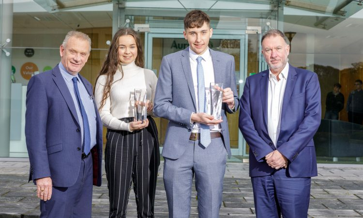 UCD students scoop places on Aurivo scholarship programme