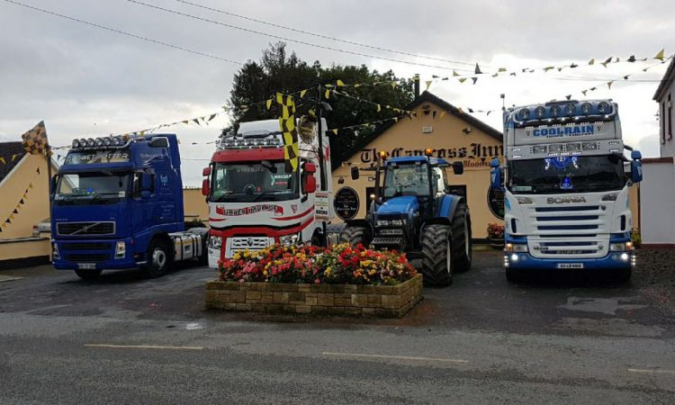 Engines set to roar in charity truck and tractor run this weekend