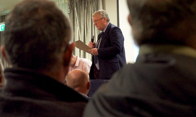 McDonagh to beef farmers: 'Protest gets you so far. You need a plan; an end goal'