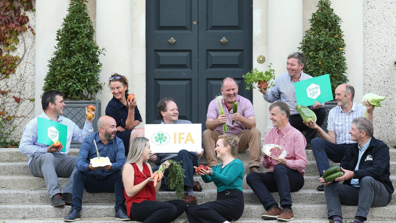 IFA to host organic producer day in Marlay House
