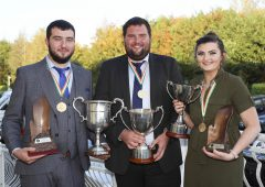 Kildare clan 'makes history' taking 3 all-Ireland ploughing titles
