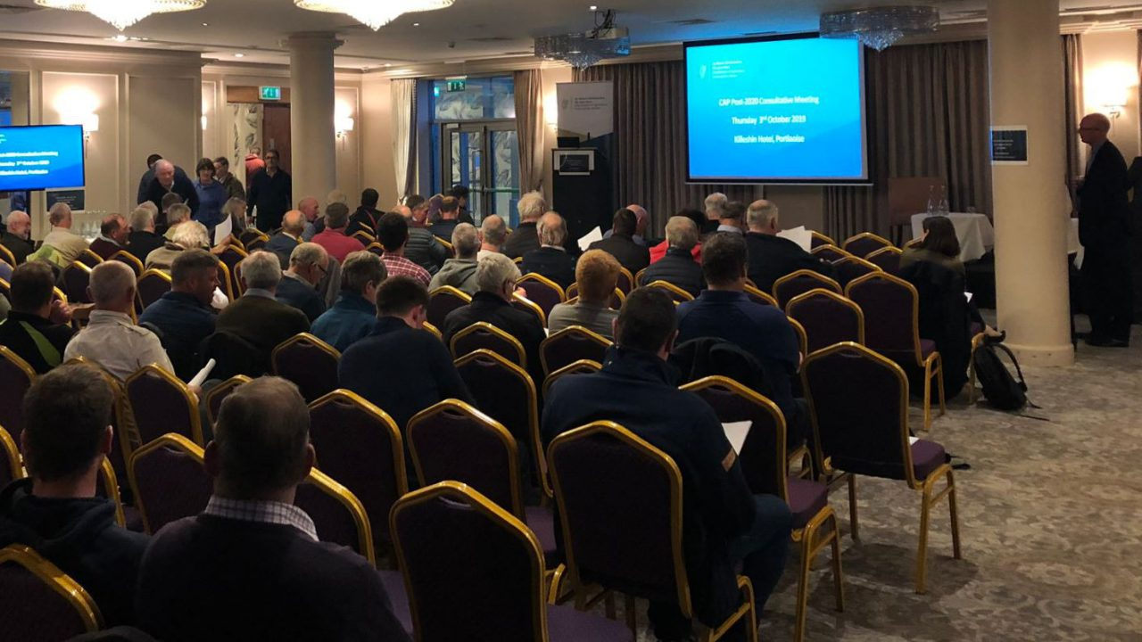 'It's about income all day long' – farmers speak at CAP meeting
