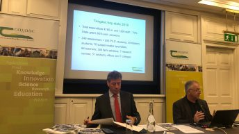 Teagasc annual report: Income up to €195 million in 2018