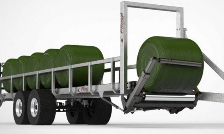 New breed of bale transporter on the way
