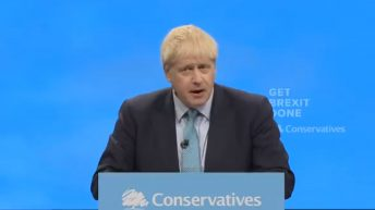 Johnson: UK 'will under no circumstances have checks at or near border'