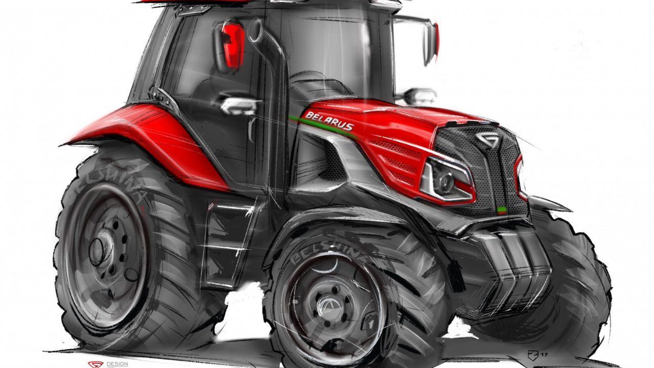 New-look Belarus tractors set to be unveiled