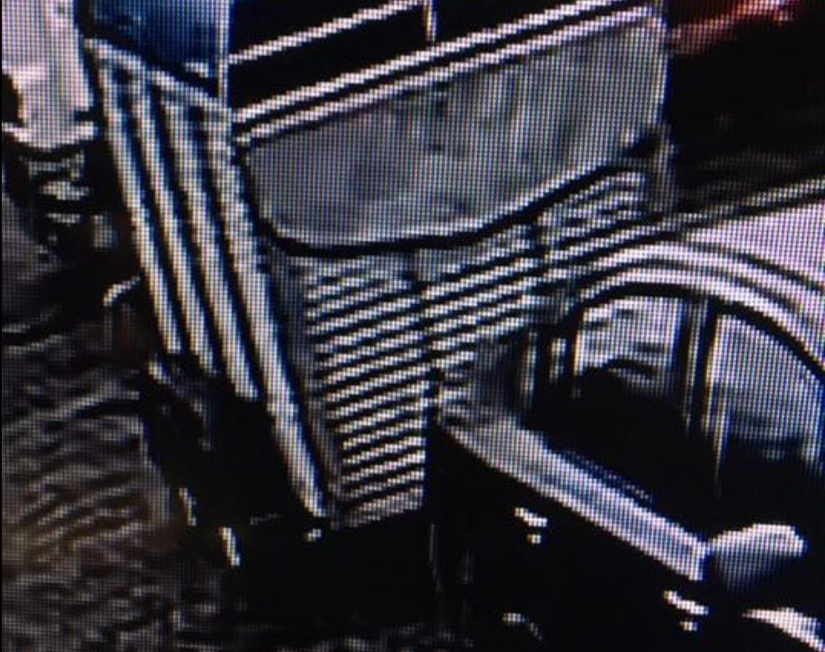 Investigations ongoing following theft of trailer from mart