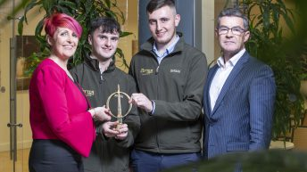 Lamb crate designed by Limerick brothers takes top engineering prize