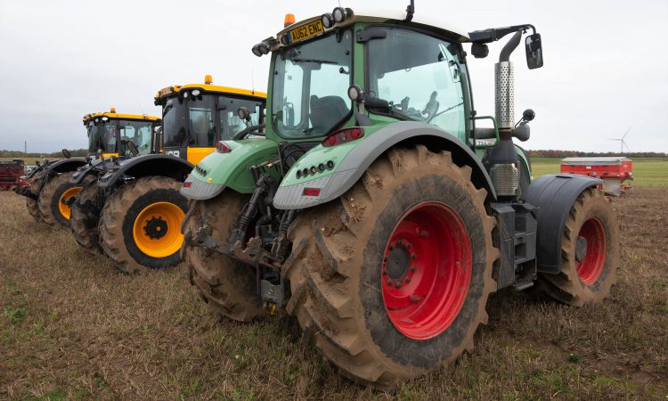 Auction report: Big-name brands 'under the hammer' at on-farm sale