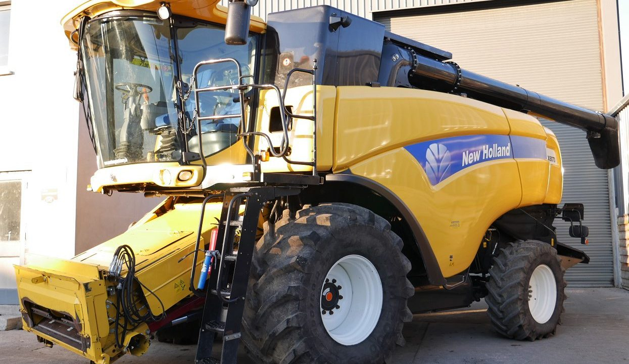 Auction preview: Fleet of tractors and machinery to go 'under the hammer' in Co. Meath