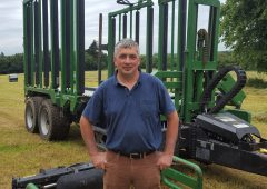 Video: 'The silage bale transporter results came back – with €52/hour of a saving'