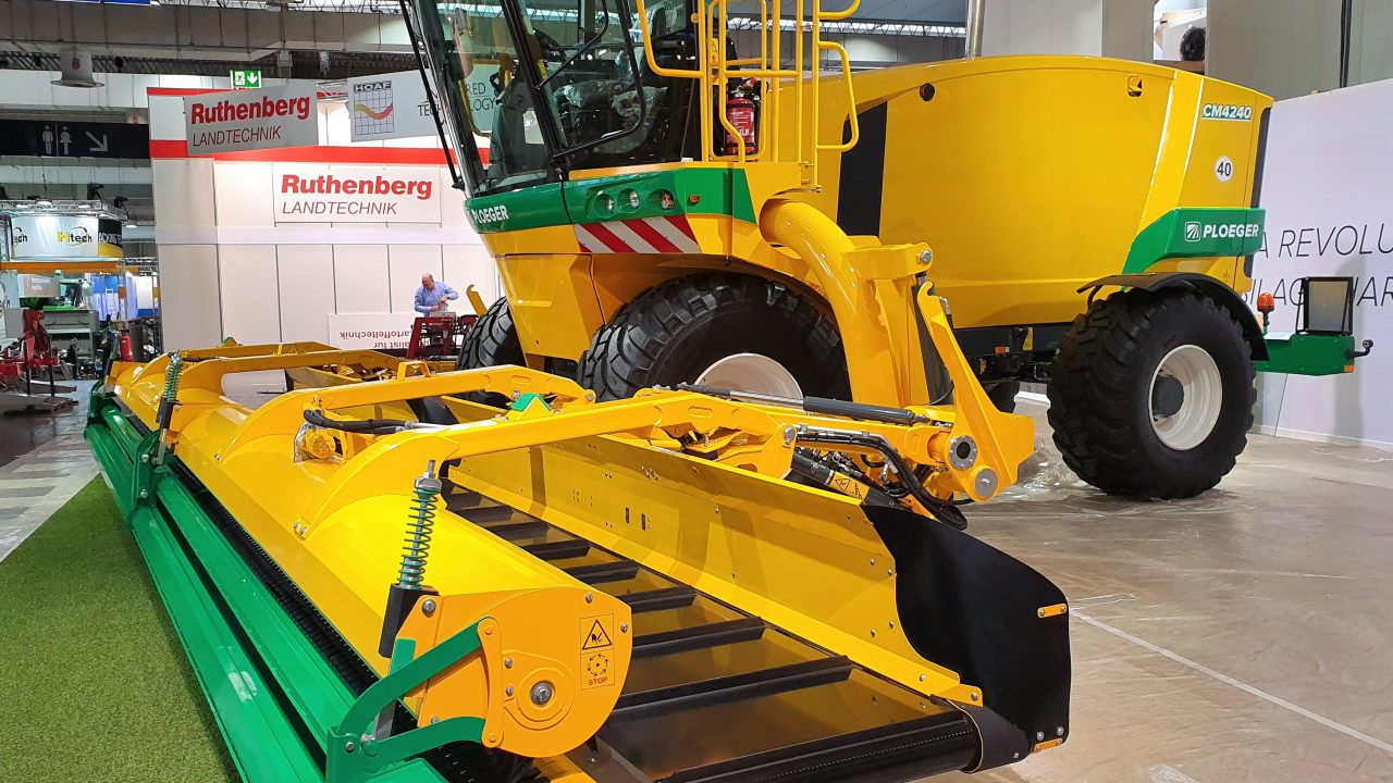 Pics: Machinery highlights…behind the scenes at Agritechnica 2019