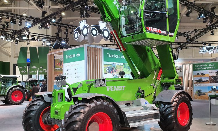 Video: Fendt takes the wraps off a new breed of machine