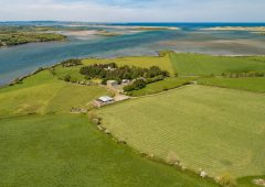 Farmland, stables and a helicopter hanger…soon to 'fly' off the market