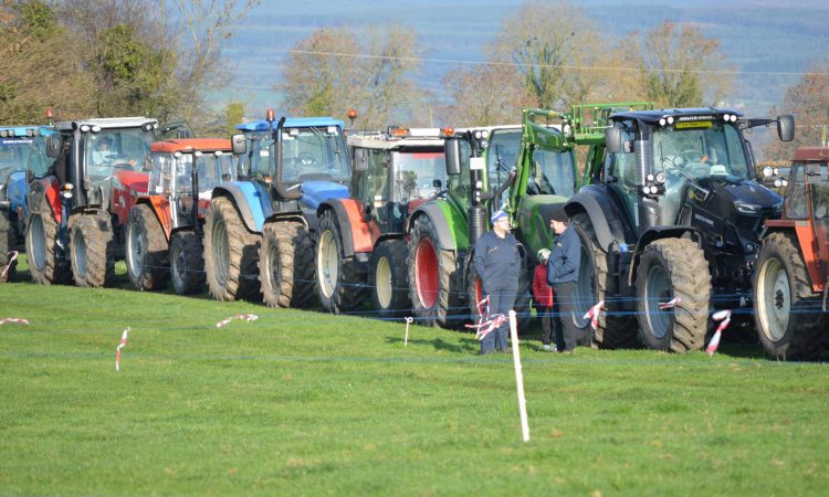 Tipp tractor run aims for 'drive for 5' of its own