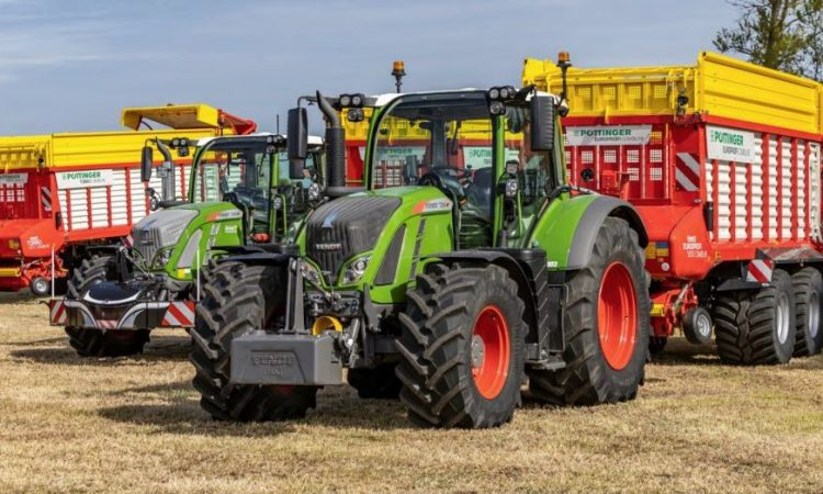 69% of sales are grass machines; 31% are for tillage – Pottinger