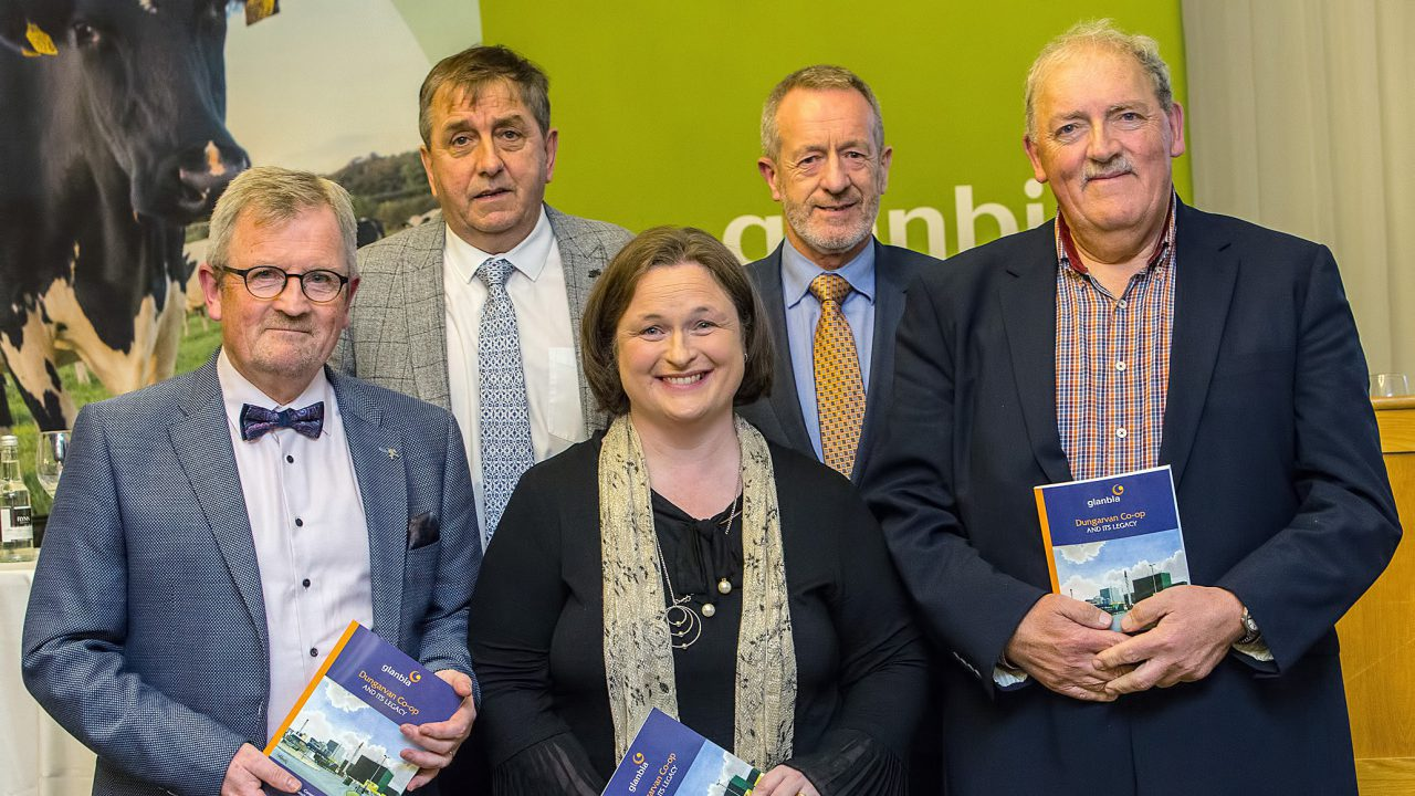Dungarvan Co-op launches centenary book to celebrate 100 years