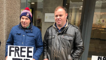 'A victory for rural Ireland' – Injuncted farmers express relief at C & D decision