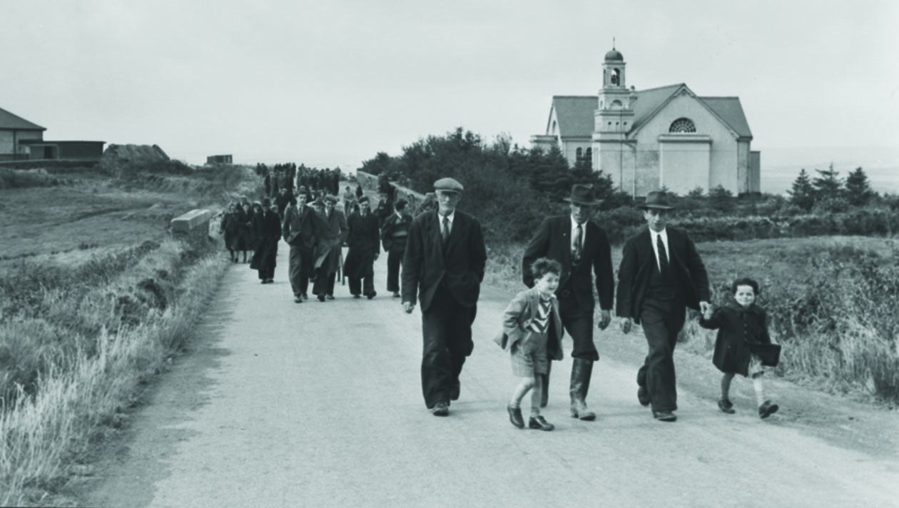 1950s rural Ireland in the picture at 'Ireland in Focus' exhibition