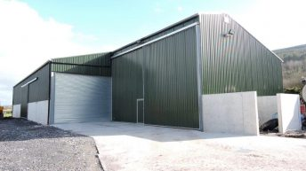Buildings focus: A new calf house with a capacity for 200 animals in Co. Tipperary