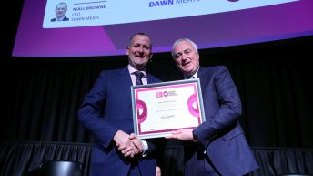 Dawn Meats awarded 'Business Working Responsibly' mark across all Irish plants