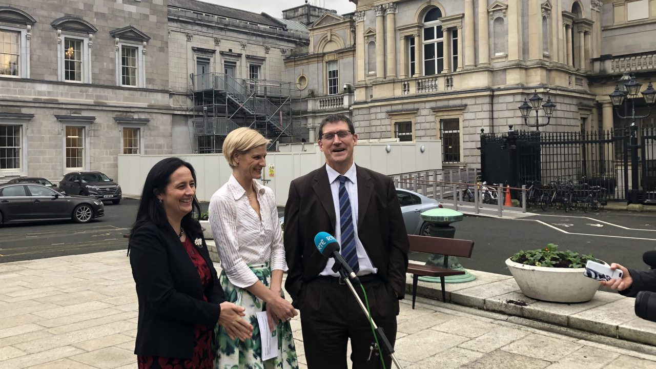 Green party agriculture spokesperson takes up Seanad seat