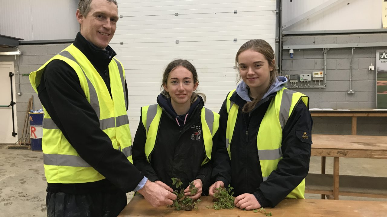 Look back: Plenty of young tillage farmers training up in Kildalton