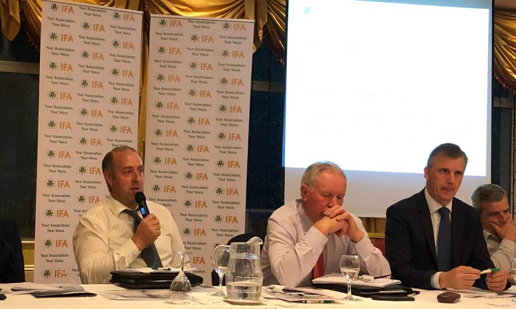 'Experience matters when electing IFA deputy president' – Cooney