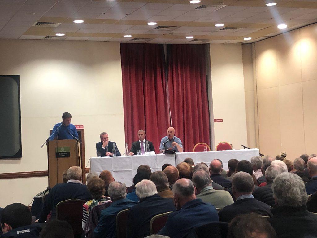 Tension mounts as IFA presidential debates head west this