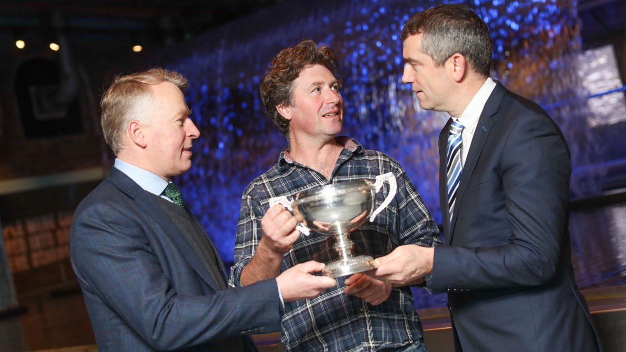 Diageo using 140,000t of Irish barley