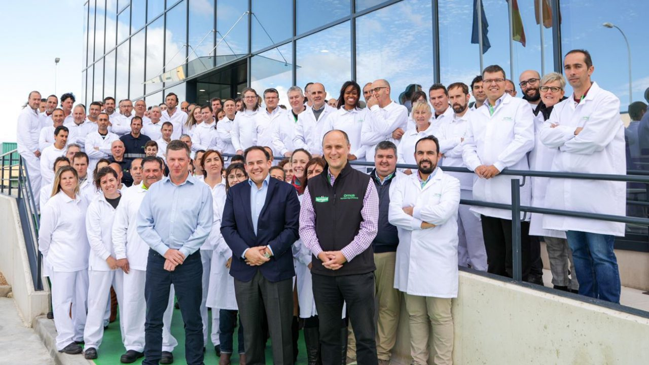 Ornua opens 'state-of-the-art' cheese facility in Spain