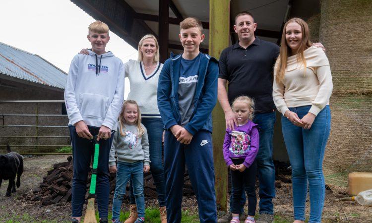Dublin teen embraces rural life after TV series