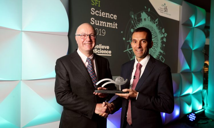 Bioeconomy expert O'Connor takes top researcher award
