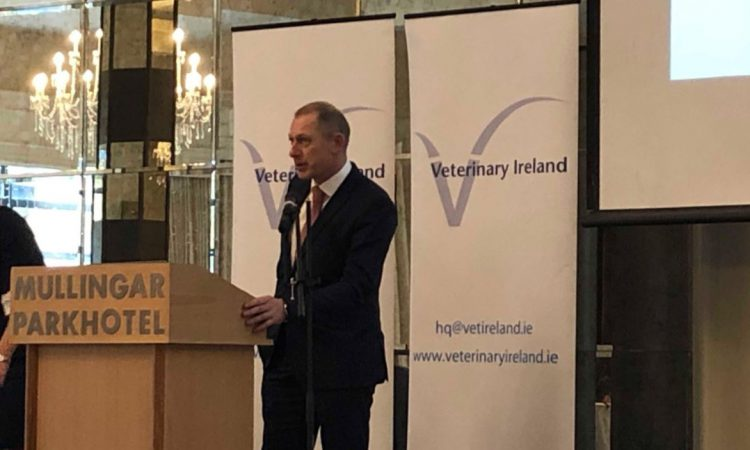 New president to take the helm at Veterinary Ireland